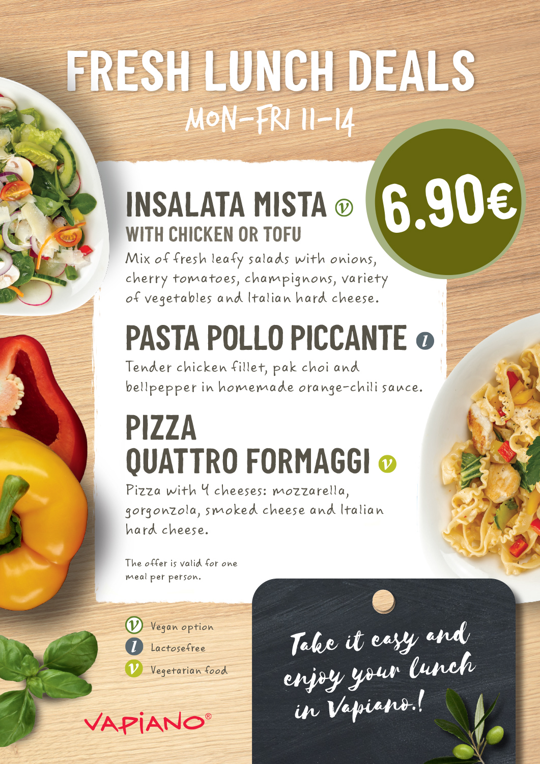 Lunch offer 4